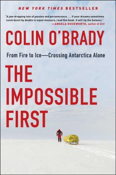 Book Cover - The Impossible First