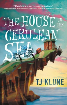 Book Cover - The House in the Cerulean Sea