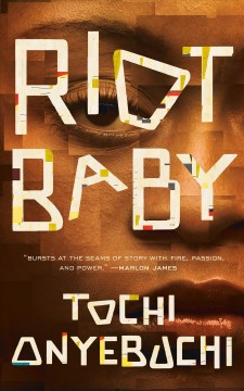 Book Cover - Riot Baby