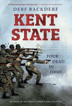 Book Cover - Kent State: Four Dead in Ohio