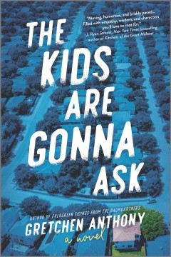 Book Cover - The Kids Are Gonna Ask