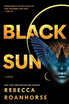 Book Cover - Black Sun